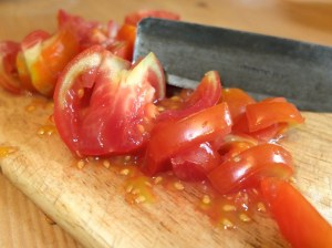 seed tomato